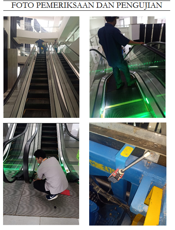 ESCALATOR RSUI